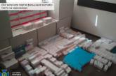 Türkiye'den getirilen sahte korona virüs testleri Kiev'de yakalandı