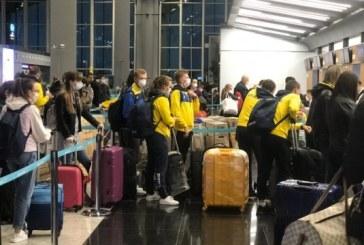 Ukrayna Başkonsolosu açıkladı, özel seferlerle 430 Ukraynalı İstanbul'dan Ukrayna'ya döndü