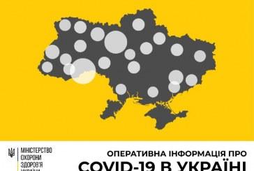 Ukrayna koronavirüs görülen ülkeler arasında 53. sıraya yükseldi, toplam vaka 1319