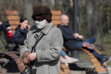 Kiev'de sokağa maskesiz çıkmak yasaklandı, ek önlemler yarın başlıyor