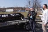 Ukrayna'da tabutla 'evde kal' uyarısı; 'halkın dikkatini çekmek istedim' (video)