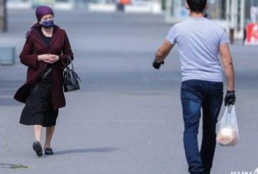 Koronavirüs cezaları işliyor, süpermarkete maskesiz giren müşteriye 17 bin UAH para cezası
